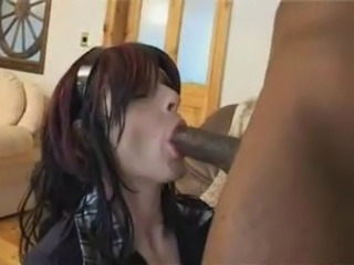 CD Gets Her Fill Of Black Meat