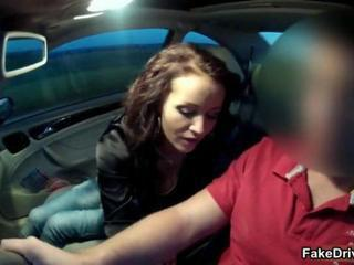 Car Handjob HiddenCam Teen