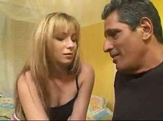 Stepdaughter Seduces Horny Stepdad