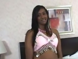 Simran is a lovely  dark skinned Indian who has re