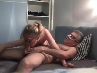 Amateur Blowjob Daddy Daughter Homemade Old and Young