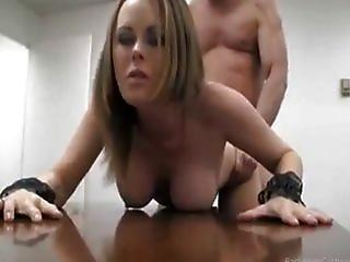 Rose fucked in Backroom