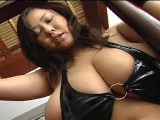 Amazing Asian Big Tits Bikini Chubby  Natural