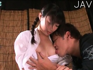 Asian Japanese Pigtail Teen
