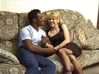 Homemade Interracial  Vintage