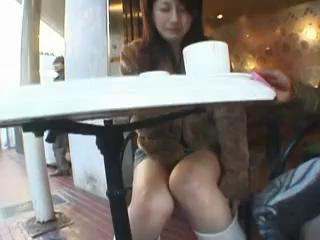 Asian Japanese Public Voyeur