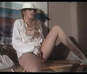 Bitchy blonde makes Marc fuck young nightfall darkness and herself