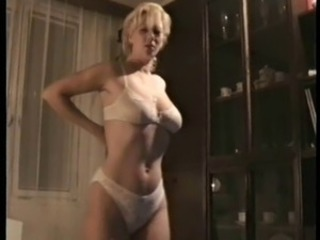 Lingerie Stripper Vintage Wife