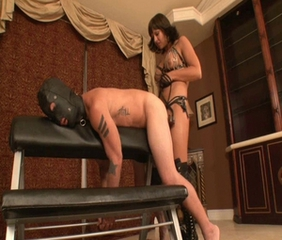 Goddess Ruins Slave Boy - Take It Like a Slut