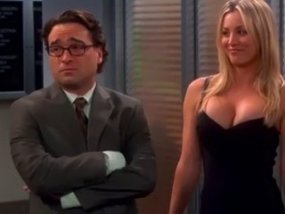 Kaley Cuoco Boob Mix
