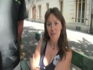 French Mature Sylvie easy