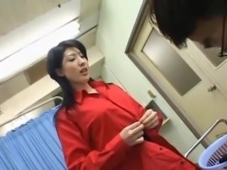 Asian Doctor Japanese  Stripper