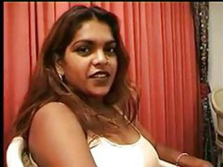 Indian girl shows her lust for big cock tubes