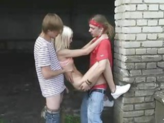"Two sweet russian girls get fucked"" target=""_blank"