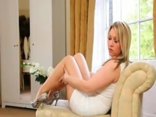 Bride Cute Legs Teen