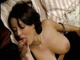 Big Tits Blowjob  Natural Pornstar Vintage