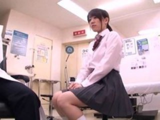 Asian Doctor Japanese Student Teen Uniform Voyeur