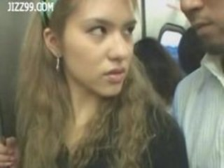 "two anthomaniac girls in train gives geek handjob"" target=""_blank"