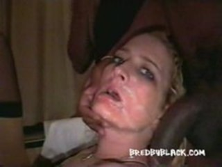 Cuckold Cumshot Facial Interracial Wife