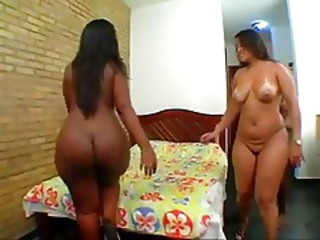 Ass Brazilian Chubby Latina