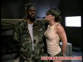 Army Interracial