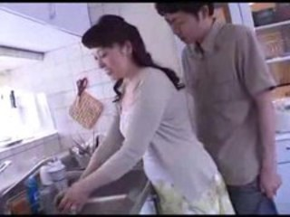 Asian Japanese Kitchen Mom