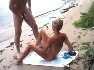 """Couple does it at the river"""" target=""""_blank"""