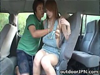 Asian Car Japanese Outdoor
