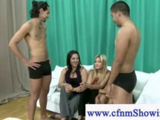 Cfnm watch masturbating naked guys