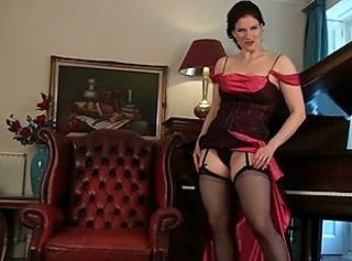Amazing  Stockings Stripper