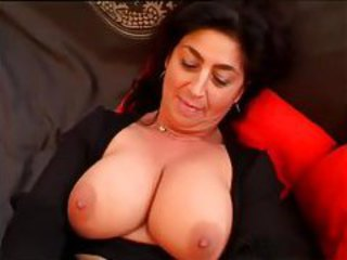 Chubby grown up gobbles cock and gets fucked tubes