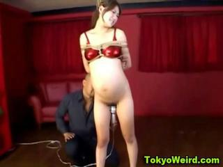 "Pregnant bound asian toyed"" class=""th-mov"