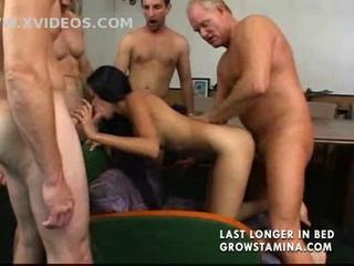 "Latina in the office for gangbang "" class=""th-mov"
