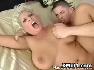 Chubby Hardcore  Mom Natural Old and Young