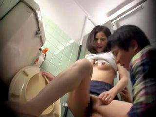HiddenCam Teen Toilet Voyeur