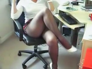 "Jo In Black Pantyhose Tease"" class=""th-mov"