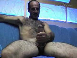 Hot Hairy Turkish Daddy Jacks Off Solo Sex Tubes