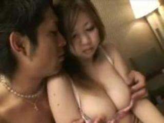 Young Hairy Asian Girl Hotel Room Creampie Casting