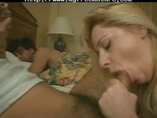 Blowjob Mature Sleeping