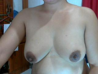 Mature Nipples  Webcam