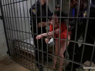 Sweet Angell Summers in prison Sex Tubes