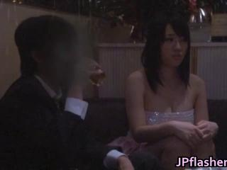 Azusa Nagasawa is a deviant hot Making love Tubes