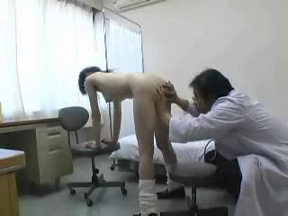 Asian Daddy Doctor Old and Young Teen
