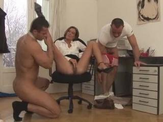 Bisex At The Office - By Tlh Sex Tubes