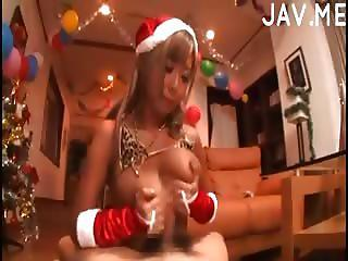 Asian Babe Fantasy Handjob Japanese