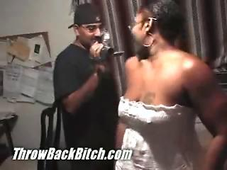 Fuck The Fat Booty Before Wedding Night Husband Will Hate