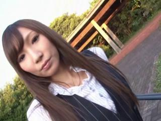 Asian Japanese  Outdoor Secretary