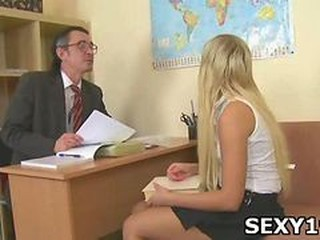 Daddy  Old and Young School Student Teacher Teen