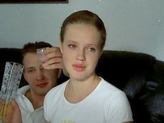 Amateur Cute Drunk Russian Teen