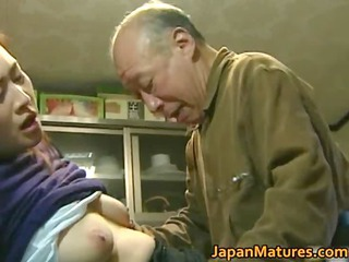 Asian Daddy Japanese Mature Old and Young